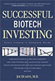 img - for Successful Biotech Investing: Every Investor's Complete Guide book / textbook / text book