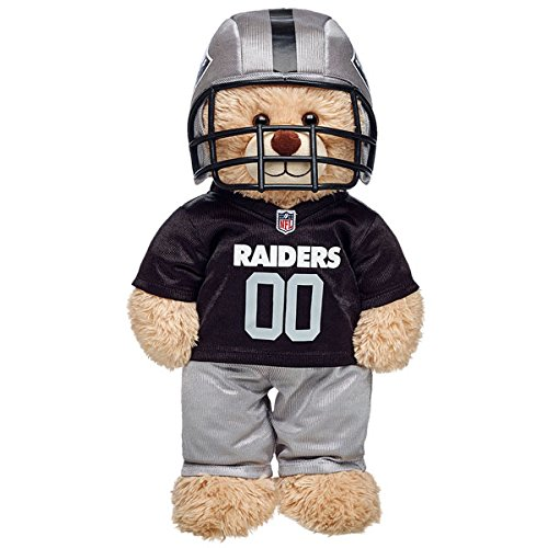 Oakland Raiders Build A Bear