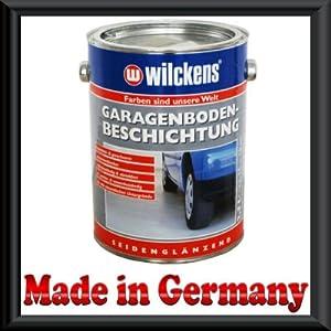 Garagenfarbe Garagenbeschichtung grau 10 Liter RAL 7032 Kieselgrau  Weichmacherbeständig  BaumarktKritiken und weitere Infos