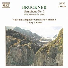 Symphony No. 2 in C Minor, WAB 102 (1872 first version, ed. W. Carragan): III. Andante: Feierlich, etwas bewegt