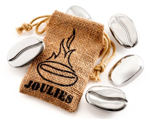 Coffee Joulies コーヒージャウライズ 携帯用麻袋付 5豆セット