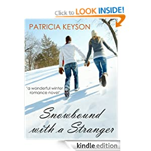 SNOWBOUND WITH A STRANGER (romance books)