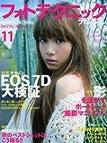 フォトテクニックデジタル 2009年 11月号 [雑誌]