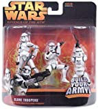 Clone Troopers Army Builder Deluxe Star Wars