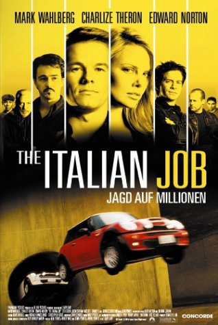 The Italian Job - Jagd auf Millionen [VHS]