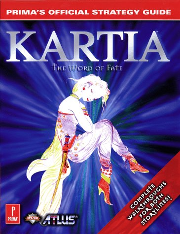Kartia - The World of Fate / RUS / JRPG / 1998 / PSX-PSP