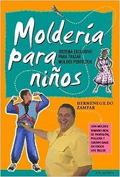 Molderia Para Niños: HERMENEGILDO ZAMPAR, ATLANTIDA: 9789500827669