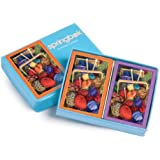 Knitter'S Delight Bridge Size Playing Cards - 2 Deck Set Jumbo Index