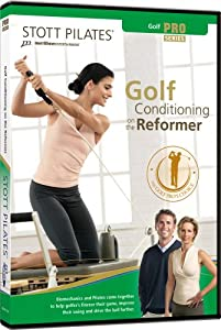 STOTT PILATES Golf Conditioning on the Reformer (English Spanish) by STOTT PILATES