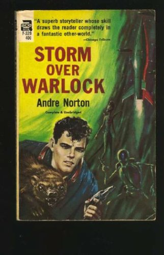 Storm Over Warlock, Andre Norton