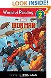 The Story of Iron Man (Level 2) (World of Reading)