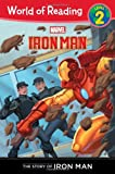The Story of Iron Man (Level 2) (World of Reading (Disney Early Readers))