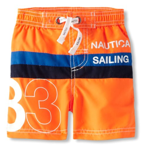 Nautica Baby-Boys Infant 83 Sailing Boardshort