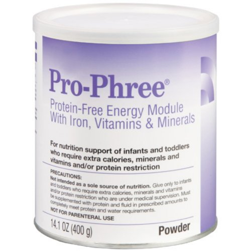 Pro-Phree With Iron Nutritional Supplement ( Supplement, Pro Phree, Iron, Powder, 12.3Oz ) 6 Each / Case