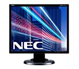 NEC Multisync EA193Mi 19 inch IPS LCD Monitor - Black (1000:1, 250 cd/m2, 1280 x 1024, 6ms, VGA/DVI/DP)