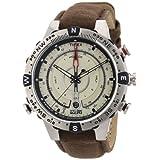"""Timex Herren-Armbanduhr Expedition Leder braun T2N721von """"Timex"""""""