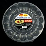 Deviled Egg Platter with Lid