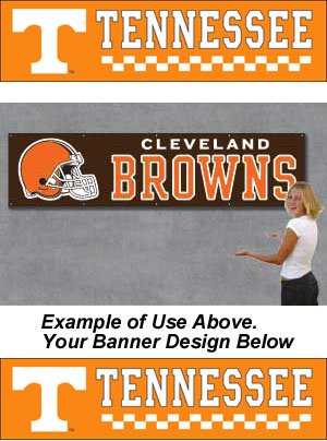 Tennessee Volunteers 8' Banner - Buy Tennessee Volunteers 8' Banner - Purchase Tennessee Volunteers 8' Banner (The Party Animal, Home & Garden,Categories,Patio Lawn & Garden,Outdoor Decor,Banners & Flags,Sports Flags & Banners)