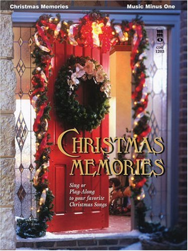 Music Minus One: All Instruments And Vocal Ranges: Christmas Memories (Book & CD)