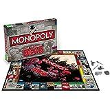 Winning Moves - Jjso0002448 - Jeu De Société - Monopoly - The Walking Dead