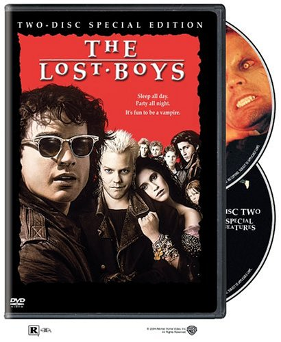 Cover art for  The Lost Boys (Two-Disc Special Edition)
