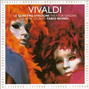 Vivaldi - The Four Seasons (Manchester Version)