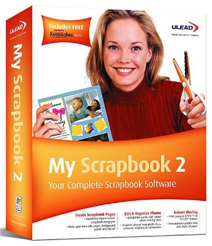 Ulead My Scrapbook 2B0000TSSRI : image