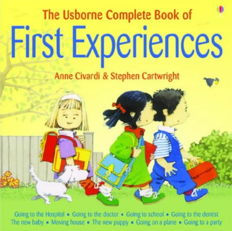 Usborne First Experiences, Collection: