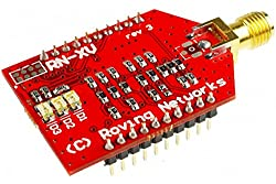RN-XV Wifly Module - SMA Connector/Based On Common 802.15.4 Xbee Footprint/Ultra Low Power: 4ua Sleep Mode, 38ma Active