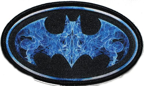 Batman DC Comics Trippy Logo Patch - 1