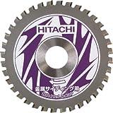 日立工機 チップソー 金属サイディング用 径125mm 穴径20mm 46枚刃 丸のこ、集じん丸のこ用 0032-8545