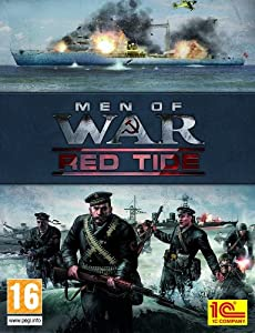 Men of War Red Tide by 1C
