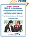 Speed Writing Skills Training Course:...