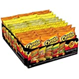Frito Lay Flamin Hot Mix 30 Bags - Includes Flamin Hot Cheetos, Chester's Fries, Munchies, Funyuns, Cheetos Limon Crunchy
