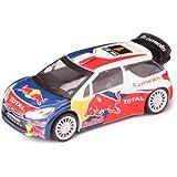 Mondo Motors - 53147 - Véhicule Miniature - Citroën DS3 WRC - Loeb - Echelle 1:43 - Assortiment