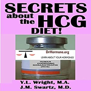 Secrets About the HCG Diet Audiobook