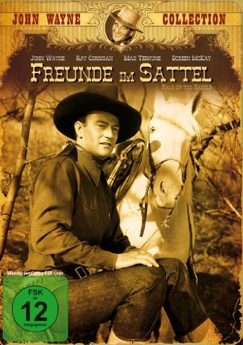 John Wayne Collection - Freunde im Sattel [Collector's Edition]