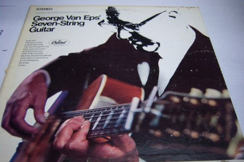 George Van Eps' Seven-string Guitar by George Van Eps