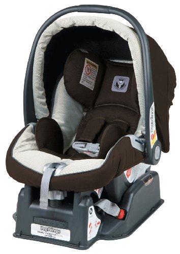 Peg-Perego Primo Viaggio Infant Car Seat, Java front-59689
