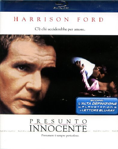 Presunto innocente [Blu-ray] [IT Import]