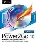 CyberLink Power2Go 10 Platinum DVD