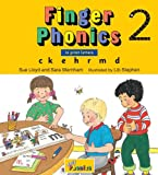 Finger Phonics 2: In Print Letters (1844141462) by Lloyd, Sue