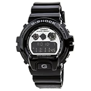 G-Shock Metallic 6900 Watch - Black [Watch] Casio