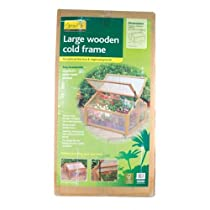 Big Sale Gardman Large Wooden Cold Frame