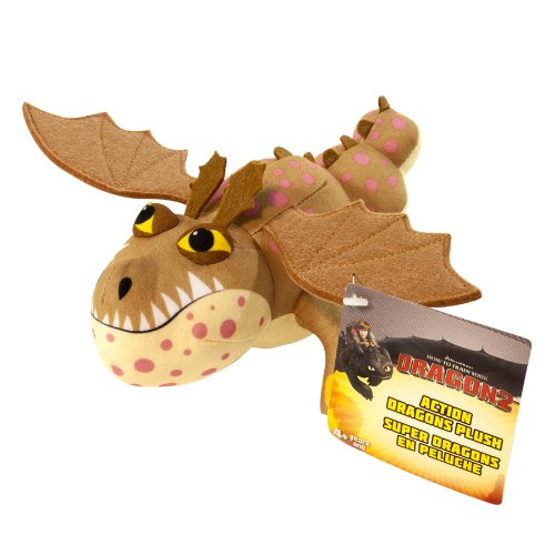 "DreamWorks Dragons: How To Train Your Dragon 2 - 8"" Plush - Gronkle - 1"