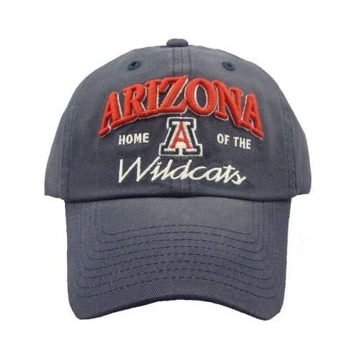 ARIZONA WILDCATS OFFICIAL NCAA LOGO COTTON HAT CAP