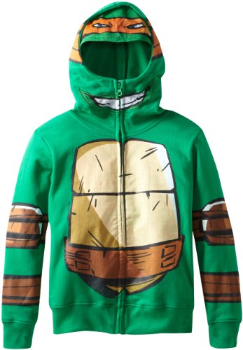 Nickelodeon Little Boys' Teenage Mutant Ninja Turtles Hoody