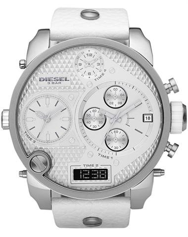 diesel oversized watch. Sale Diesel Analog White Dial