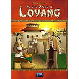 At the Gates of Loyang board game!