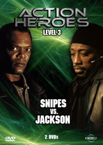 Action Heroes - Level 3: Snipes vs. Jackson [2 DVDs]